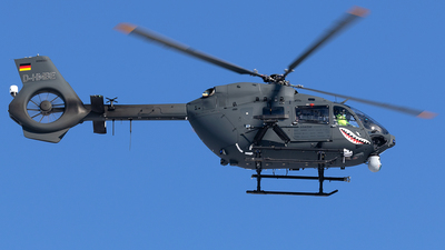 D-HMBE - Airbus Helicopters H145M - Airbus Helicopters