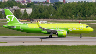 VP-BWM - Airbus A320-271N - S7 Airlines