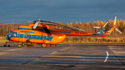 RA-24651 - Mil Mi-8T Hip - Vologda Air
