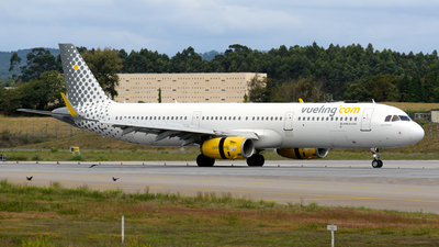 A picture of ECMHS - Airbus A321231 - Vueling - © Rui Marques