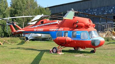 RA-20869 - PZL-Swidnik Mi-2 Hoplite - Aeroflot