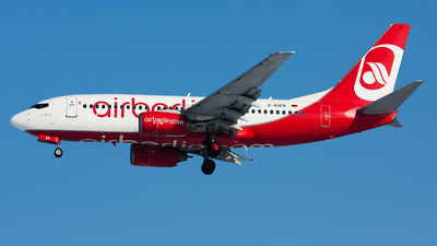 D-AGEN - Boeing 737-75B - Air Berlin