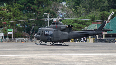 6693 - Bell 412EP - Philippines - Air Force