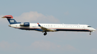 N922FJ - Bombardier CRJ-900ER - US Airways Express (Mesa Airlines)