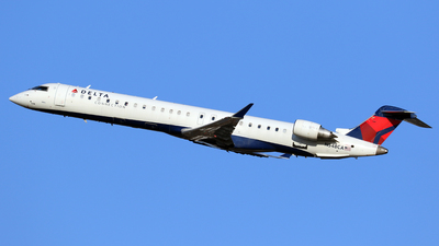 N548CA - Bombardier CRJ-900ER - Delta Connection (SkyWest Airlines)