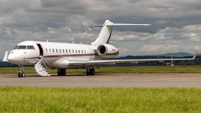 CS-GLD - Bombardier BD-700-1A10 Global 6000 - NetJets Europe