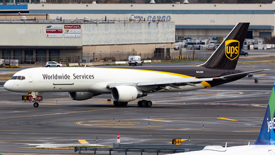 N424UP - Boeing 757-24A(PF) - United Parcel Service (UPS)