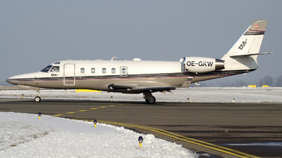 OE-GKW - Gulfstream G100 - Tyrol Air Ambulance