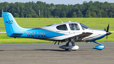 N240WA - Cirrus SR22 - Private