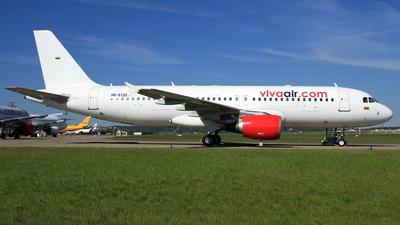 A picture of HK5125 - Airbus A320214 - [01370] - © Eddie Heisterkamp