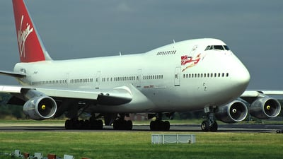 ZK-NZX - Boeing 747-219B - Virgin Atlantic Airways