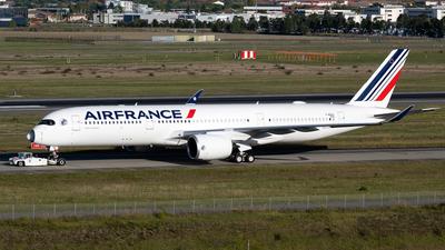 F-WZGS - Airbus A350-941 - Air France