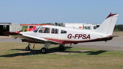 G-FPSA - Piper PA-28-161 Warrior II - Private