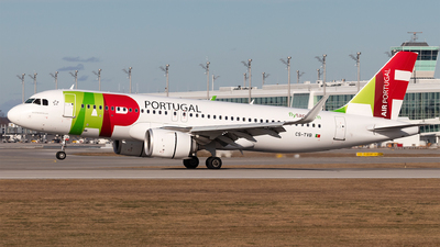 A picture of CSTVB - Airbus A320251N - TAP Air Portugal - © Moritz Babl