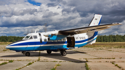 RF-01010 - Let L-410UVP Turbolet - Russia - Voluntary Society for Assistance to the Army, Air Force and Navy (DOSAAF)