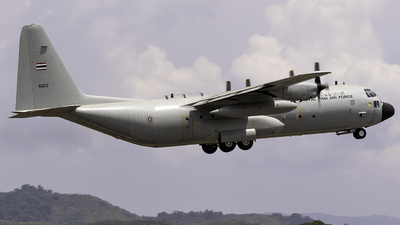L8-10/35 - Lockheed C-130H-30 Hercules - Thailand - Royal Thai Air Force