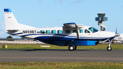 N859BT - Cessna 208B Grand Caravan - Private
