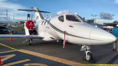 N702ST - Honda HA-420 HondaJet Elite - Honda Aircraft Company