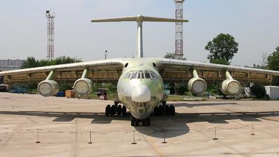 UK-76805 - Ilyushin IL-76TD - Uzbekistan Airways