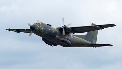 50-42 - Transall C-160D - Germany - Air Force