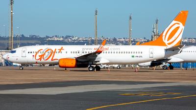 PR-GTL - Boeing 737-8EH - GOL Linhas Aéreas