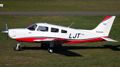 ZK-LJT - Piper PA-28-181 Archer TX - Aero Club - Canterbury