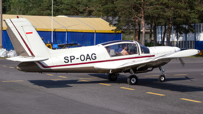 SP-OAG - Socata Rallye 235E - Private