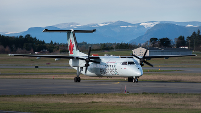 C-GABP - Bombardier Dash 8-311 - Air Canada Express (Jazz Aviation)