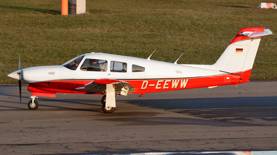 D-EEWW - Piper PA-28RT-201T Turbo Arrow IV - Private