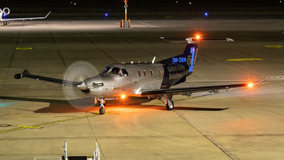 OH-ZRH - Pilatus PC-12/47E - Global Airlift Solutions