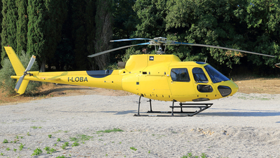 I-LOBA - Aérospatiale AS 350B Ecureuil - Altitude Helicopters
