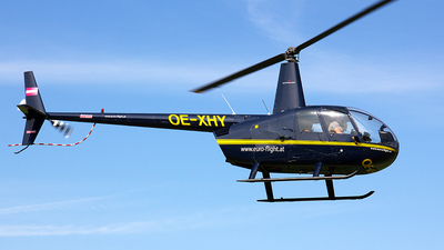 OE-XHY - Robinson R44 Raven II - Euro Flight Helicopter Services