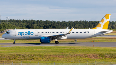 A picture of SERKB - Airbus A321251N - Novair - © Rickard Andersson