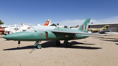 XM694 - Folland Gnat T.185 - United Kingdom - Royal Air Force (RAF)