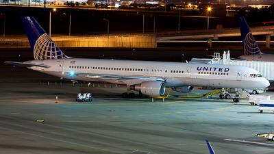 N539UA - Boeing 757-222 - United Airlines