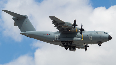 ZM400 - Airbus A400M Atlas C.1 - United Kingdom - Royal Air Force (RAF)
