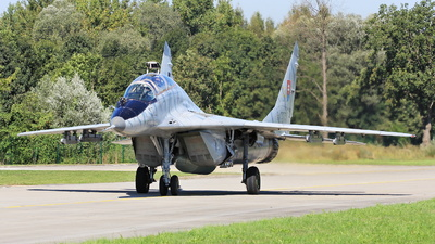 1303 - Mikoyan-Gurevich MiG-29UBS Fulcrum B - Slovakia - Air Force