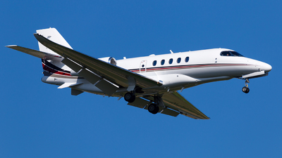 CS-LTJ - Cessna Citation Latitude - NetJets Europe