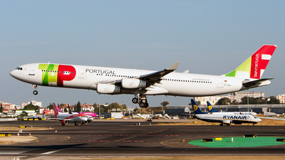 CS-TOC - Airbus A340-312 - TAP Portugal