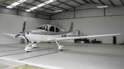 ZK-PBR - Cirrus SR22 - Private