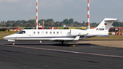 D-CQAB - Bombardier Learjet 45XR - Quick Air Jet Charter
