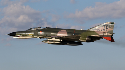 74-1638 - McDonnell Douglas QF-4E Phantom II - United States - US Air Force (USAF)