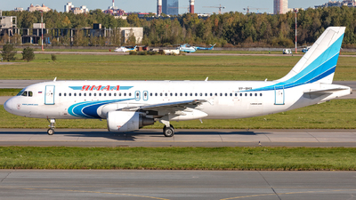 VP-BHX - Airbus A320-214 - Yamal Airlines