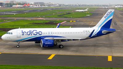 VT-ISD - Airbus A320-271N - IndiGo Airlines