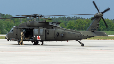 13-20615 - Sikorsky HH-60M Blackhawk - United States - US Army
