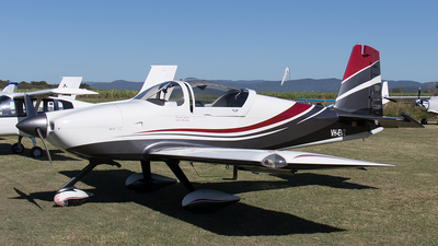 VH-EVZ - Vans RV-7A - Private