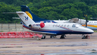 VT-MON - Cessna 525A CitationJet 2 - Private