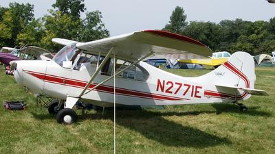 A picture of N2771E - Aeronca 7AC - [7AC6355] - © Ton Peterbroers
