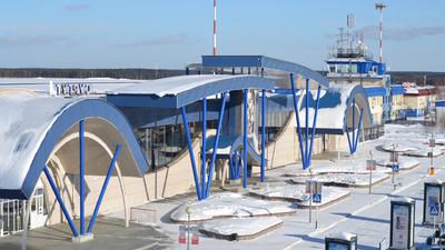 USRR - Airport - Terminal