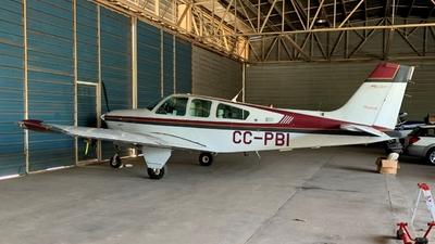 CC-PBI - Beechcraft F33A Bonanza - Private